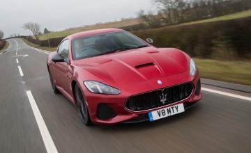 Maserati GranTurismo a classic treat