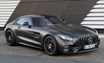 New GT C marks 50 years of AMG
