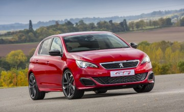 Peugeot GTi healthy fun and efficiency