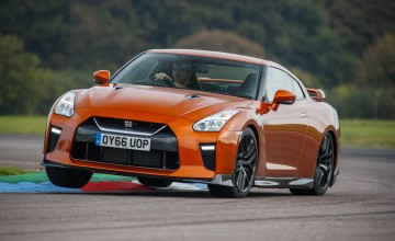 Nissan GT-R dares to be different