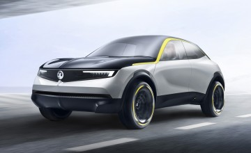 Vauxhall shows its future design