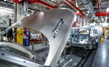 Vehicles are Britain's top asset