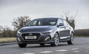 Hyundai big on style with i30 Fastback