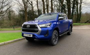 Toyota Hilux Invincible 2.8 Auto