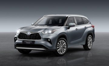 Toyota goes big on SUV front