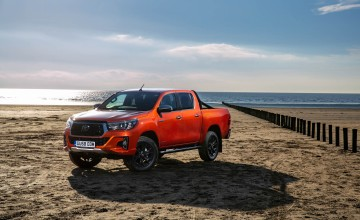 Toyota HiLux Invincible X 2.4