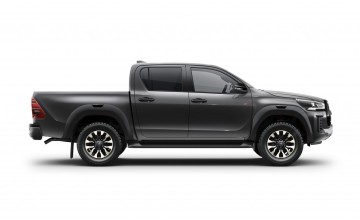 More power for Toyota Hilux