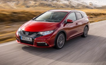 Honda reveals price for Civic estate