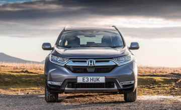 Honda tackles Dieselgate with CR-V Hybrid