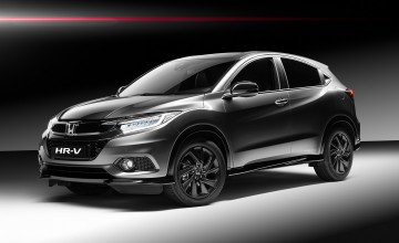 Honda HR-V gets sporty