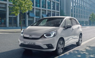 Hybrid-only Honda Jazz revealed