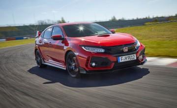 Honda's racetrack ready driving machine