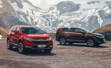 Prices revealed for new CR-V