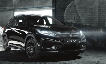 Honda goes back to Black