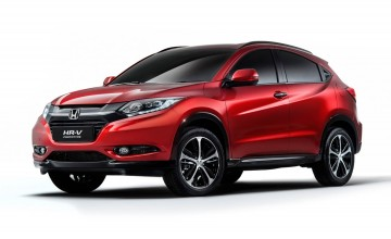 Coupe style for Honda SUV