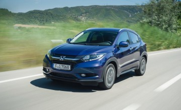 Honda HR-V 2015 - First Drive