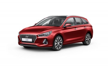 Hyundai reveals i30 Tourer prices