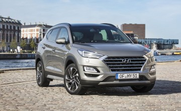 Hybrid heart for new Hyundai Tucson