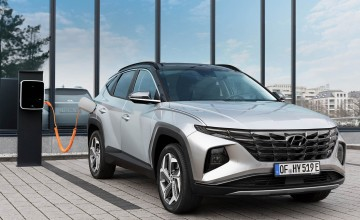 New Tucson plug-in here soon