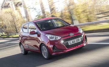 Hyundai's mini-limo here soon