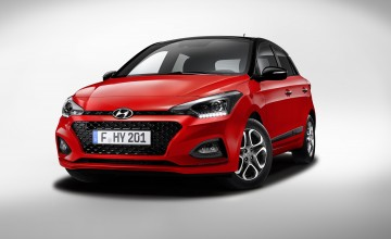Facelift for Hyundai i20