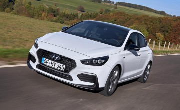 Sportier Hyundai i30 hits the roads