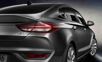 The Fastback is back - by Hyundai