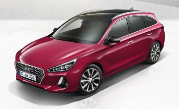 Hyundai reveal sleek new Tourer
