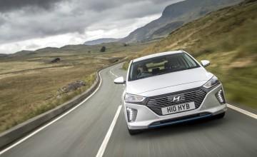 Hyundai Ioniq Hybrid Premium SE 1.6 GDI