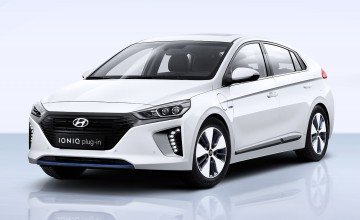 Hyundai plugs in at Geneva