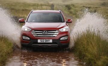 Hyundai Santa Fe Premium 2.2 SE