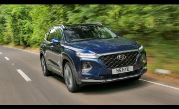 Hyundai Santa Fe Premium SE 2.2 CRDi
