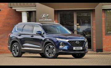 Hyundai Santa Fe Premium 2.2 CRDi