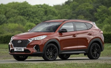 Hyundai Tucson gets a sporty look