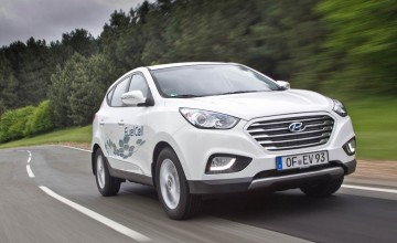 Record run for Hyundai fuel cell