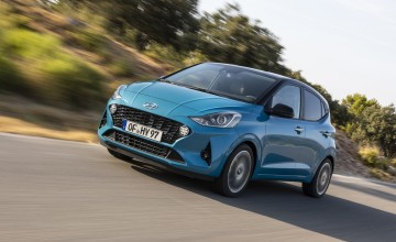 New Hyundai i10 revealed
