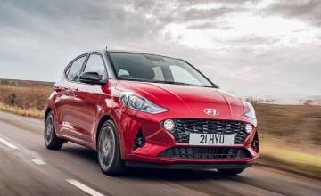 All-new Hyundai i10 stays the course
