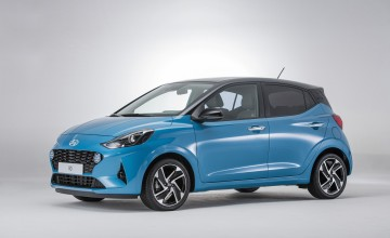 Posh tweaks for Hyundai's new baby