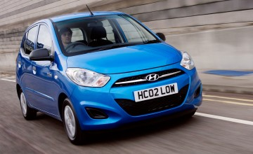 Hyundai i10 great for city driving