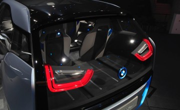 Who'd have thought it - an electric BMW