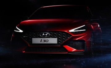 First glimpse of new Hyundai i30
