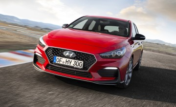 Hyundai's new N Line trim for i30