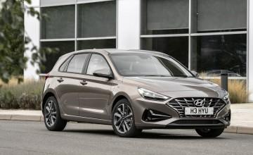 Hyundai i30 Premium 1.0 T-GDi 120ps Manual 48v