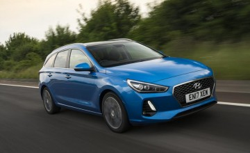 Sleek new i30 estate from Hyundai