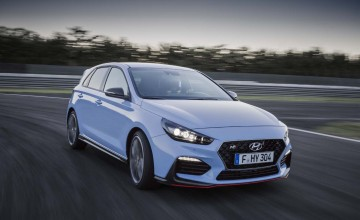 Hyundai's hot i30 N for January sales