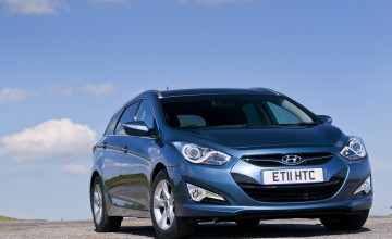 Hyundai strikes gold with i40
