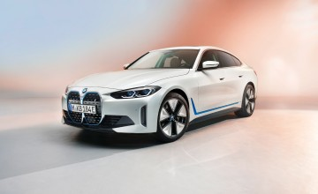 Wraps off BMW's latest EVs