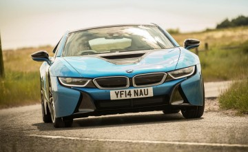Electric BMW is Car of the Year