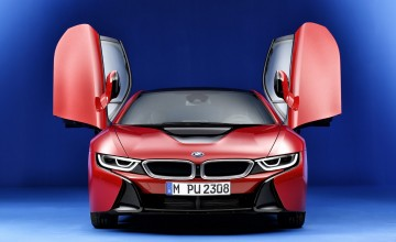 BMW i8 goes extra special