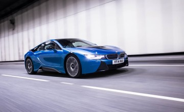 Incredible i8 - the future now